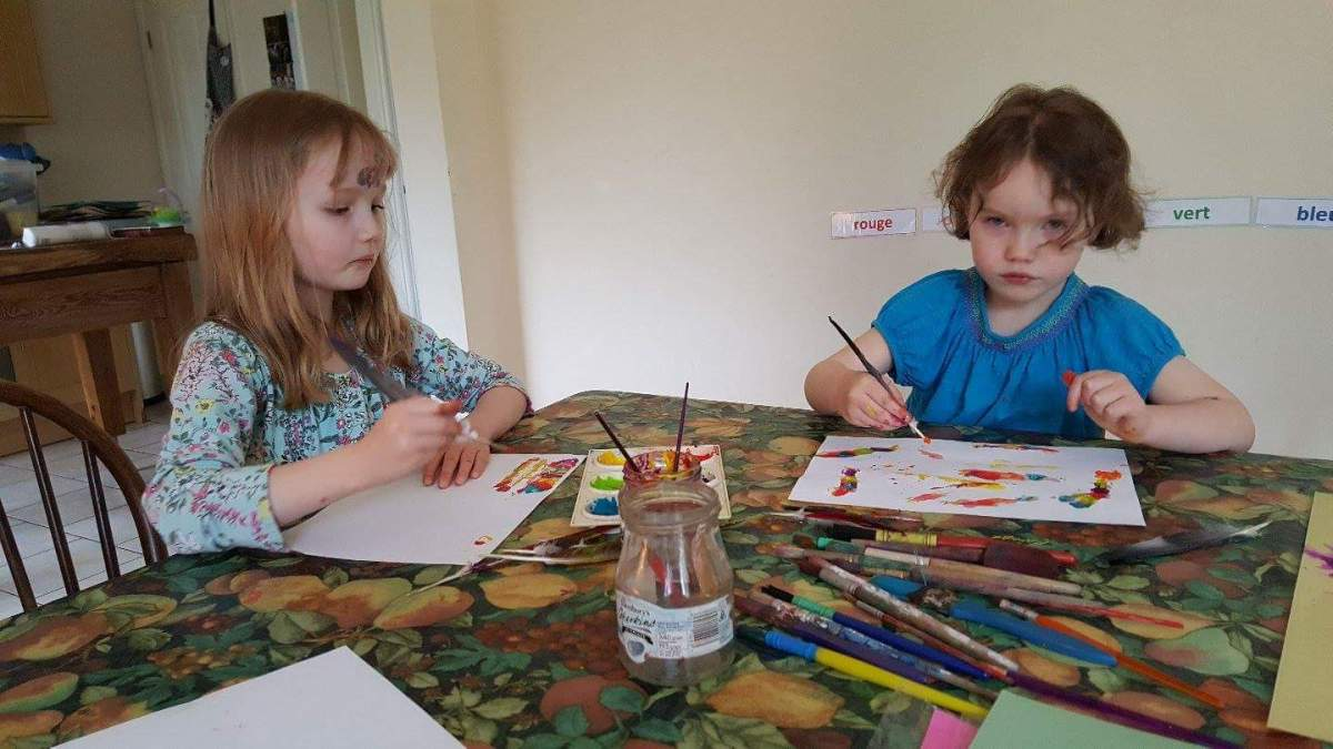 100 Days of Home Ed #LoveHomeEd – Day 49
