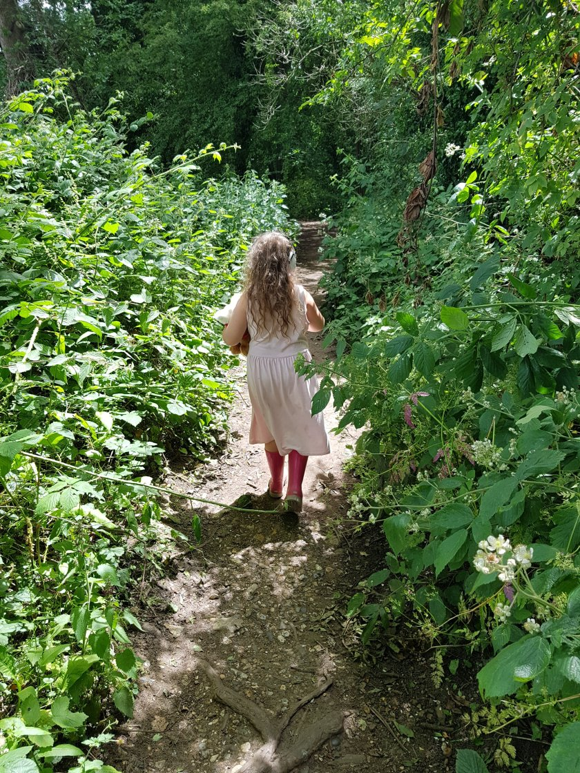 30 days wild, #30dayswild, #livinglifewild, The Wildlife Trusts, stay wild, nature, wildlife, natural environment, childhood unplugged, get outside, outdoors, Wick, nature reserve, ancient woodland