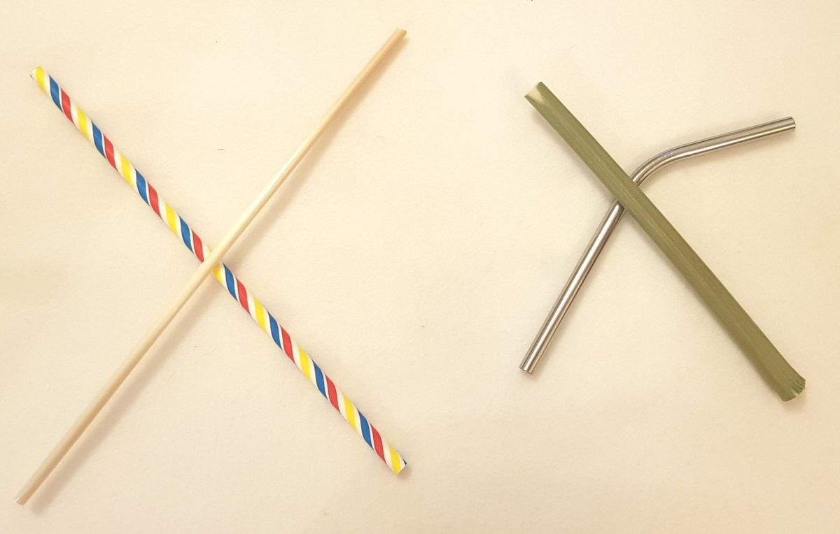 St Albans Mission To Ditch Plastic Straws: #RefuseTheStraw Campaign