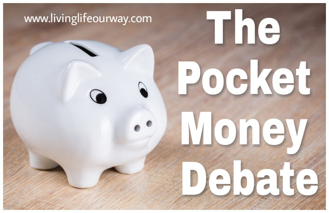 The Pocket Money Debate: How Much, How Often and What For?