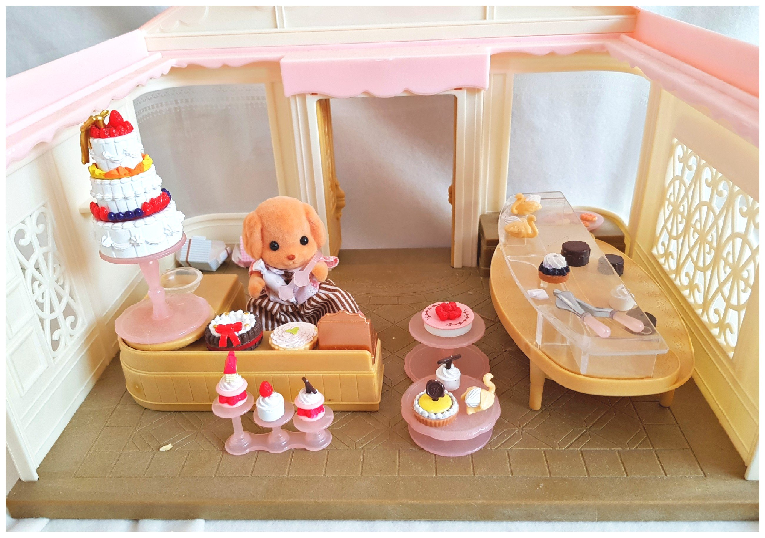 Fashion, Character, Play Dolls Brilliant Vintage 80s Sylvanian Families Toys For The Nursery