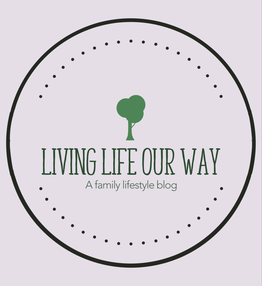 Living Life Our Way logo designed on Logojoy.