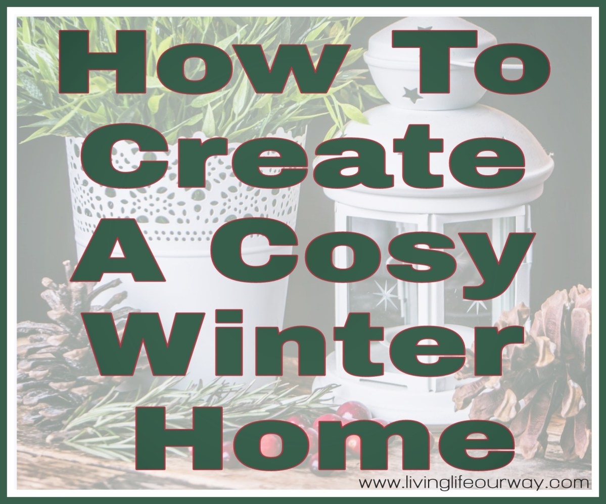 How To Create A Cosy Winter Home