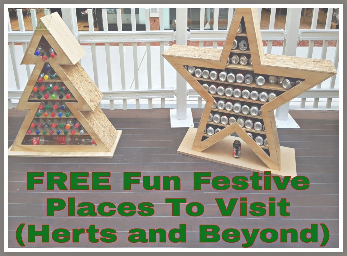 Free Festive Fun Places To Visit Hertfordshire And Beyond