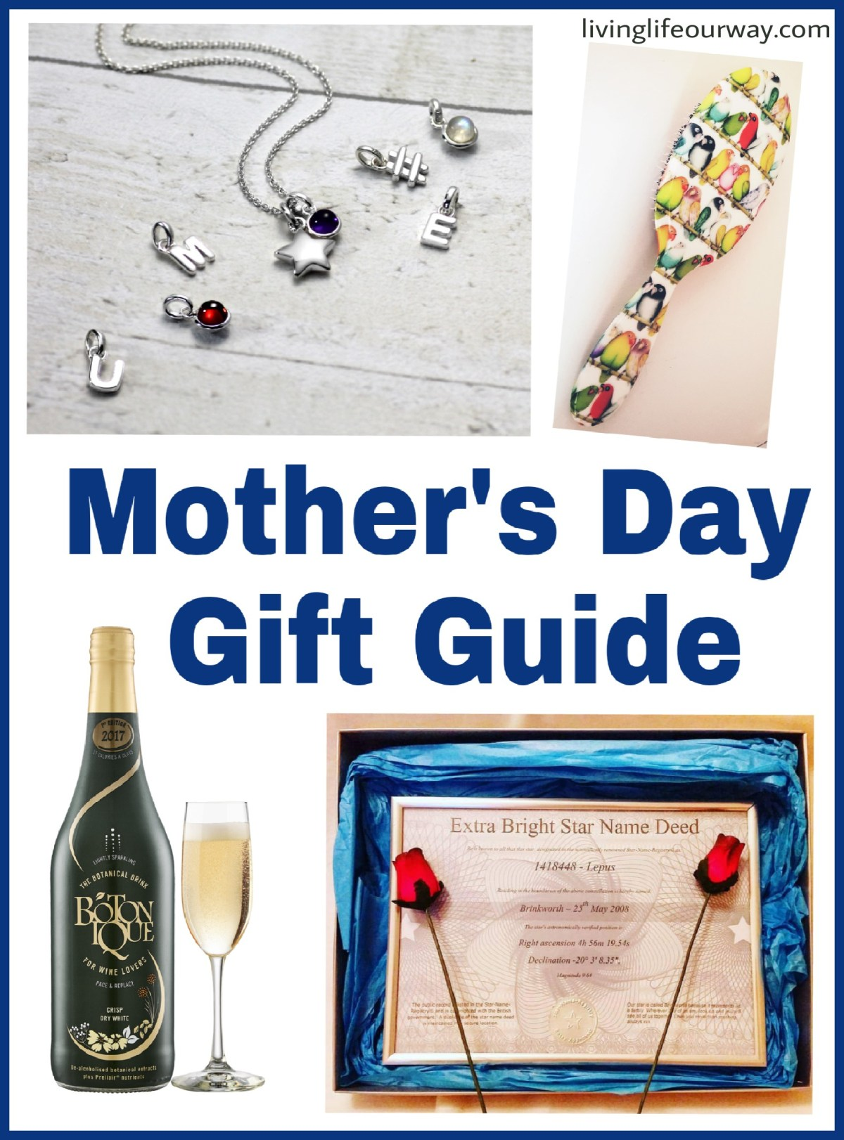 Mothers Day Gift Guide & Giveaways