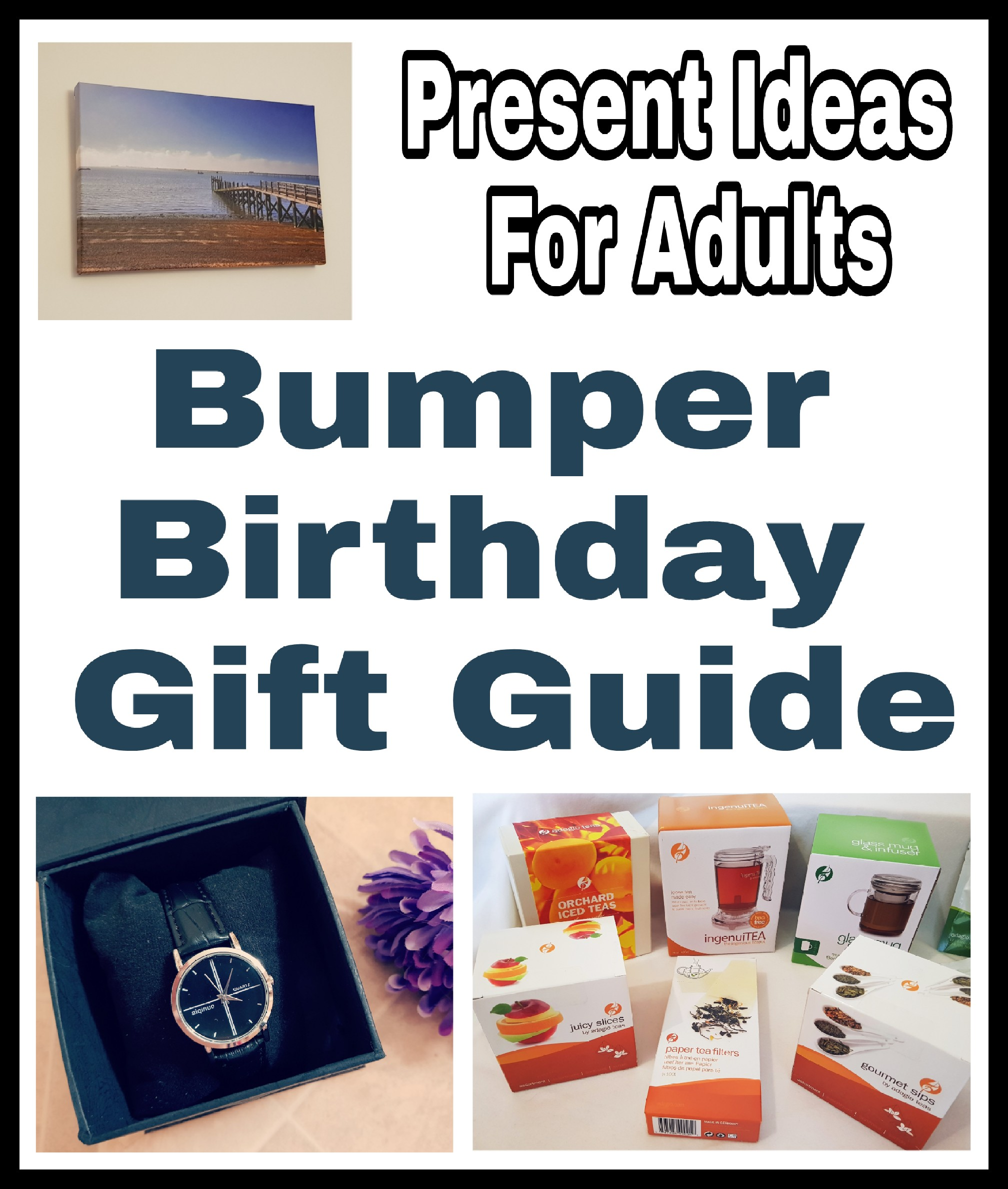 Bumper Birthday Gift Guide Present Ideas For Adults
