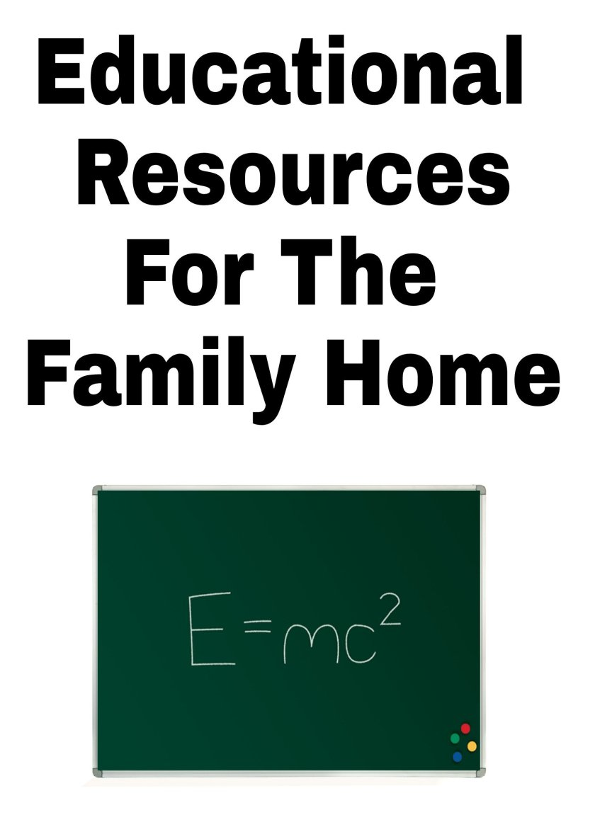 Educational Resources for the Family Home