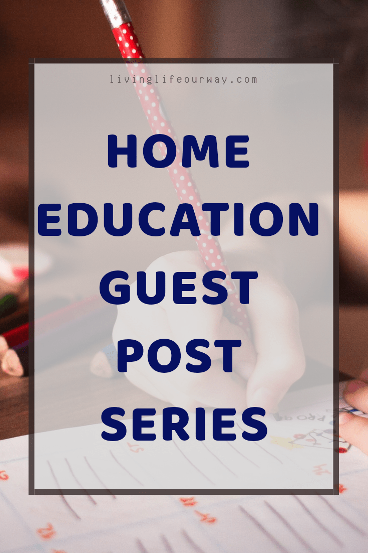 Home education guest post series