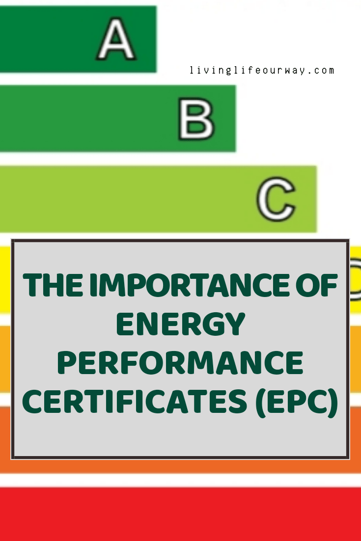The Importance of Energy Performance Certificates (EPC)