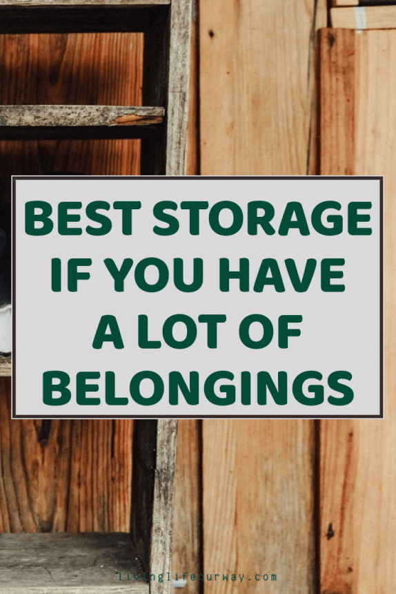 Best Storage If You Have A lot Of Belongings #homedecor #interiordesign