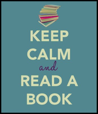 KeepCalmReadaBook