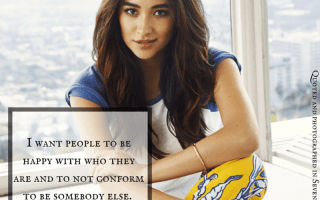 Quote | Shay Mitchell