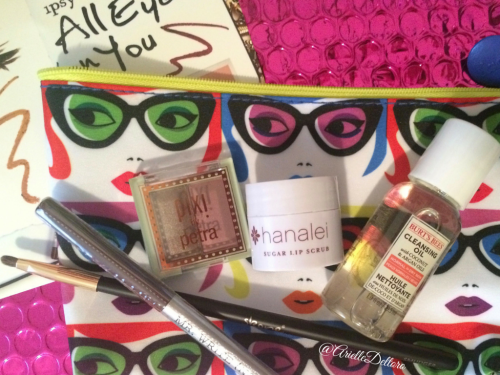 Ipsy Products - January
