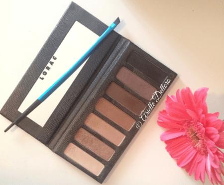 Lorac - Skinny Black Palette