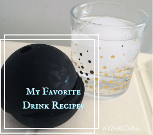 Delicious Drink Recipes & Giveaway