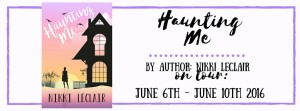 Haunting Me Banner