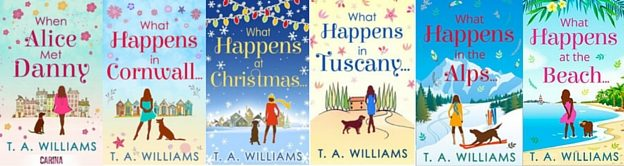 T.A. Williams Covers