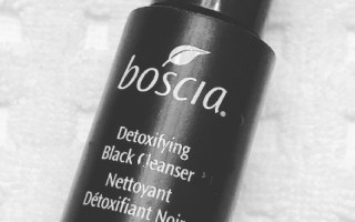 Review – Boscia Charcoal Cleanser