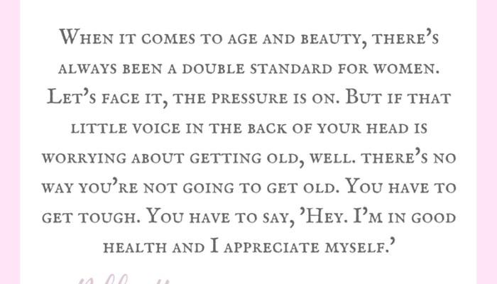 Quote – Debbie Harry