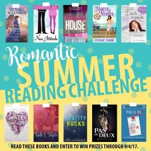 Romantic Summer Reading Challenge