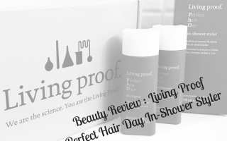 Beauty Review – Living Proof In-Shower Styler