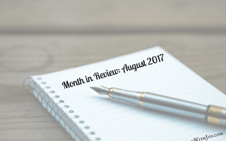 Month in Review – August