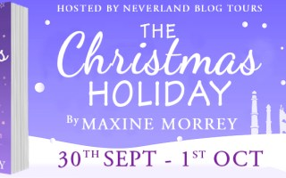 Review, Author Interview & Giveway – The Christmas Holiday by Maxine Morrey