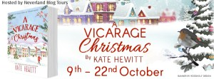 Author Interview & Giveaway: A Vicarage Christmas