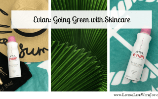 Evian: Going Green with Skincare