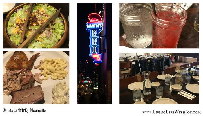 Martin's BBQ - Nashville