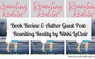 Reuniting Reality: Book Review, Author Guest Post & Giveaway