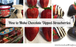 Kitchen Tips & Tricks: How to Make Chocolate Dipped Strawberries