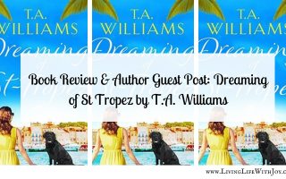 Dreaming of St Tropez: Review & Author Guest Post