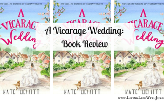 A Vicarage Wedding: Book Review