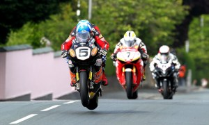 The Isle of Man TT Race