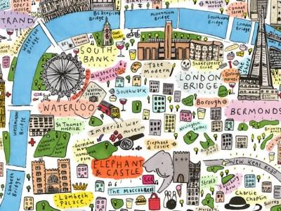 Cosa mangiano a Londra?
