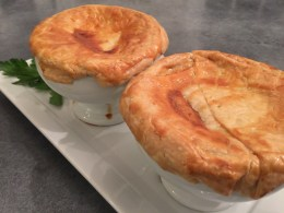 Flaky and Heavenly Chicken Pot Pie