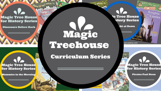 Magic Tree House Curriculum and Resources