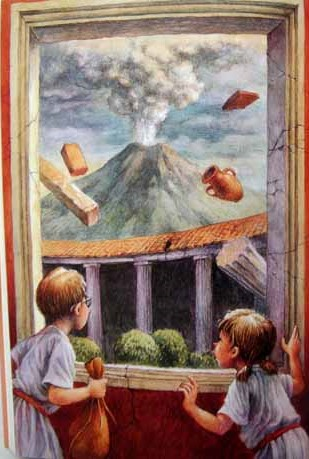 Magic Tree House Curriculum: Vacation Under the Volcano ...