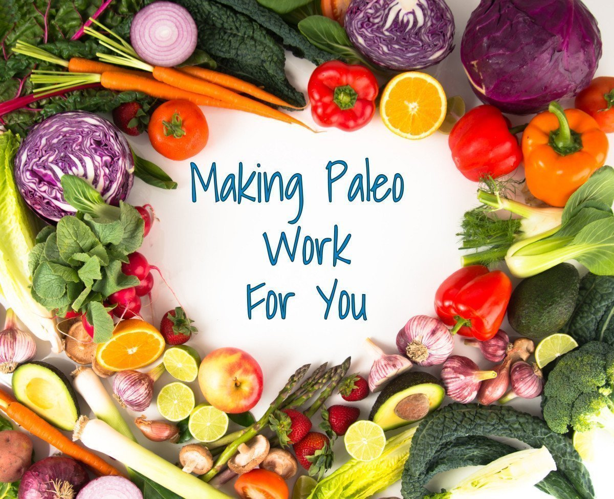 Making Paleo Work For You