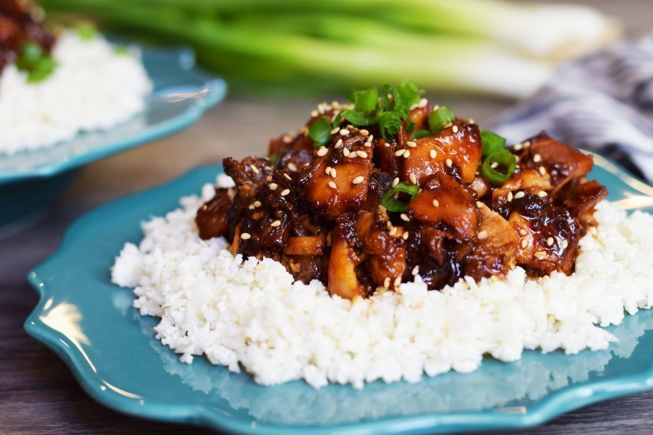 Slow Cooker Teriyaki Chicken (Plus Instant Pot Directions!)