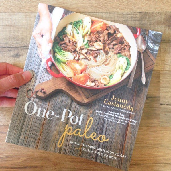 One Pot Paleo – Review & Recipe Sneak Peek!
