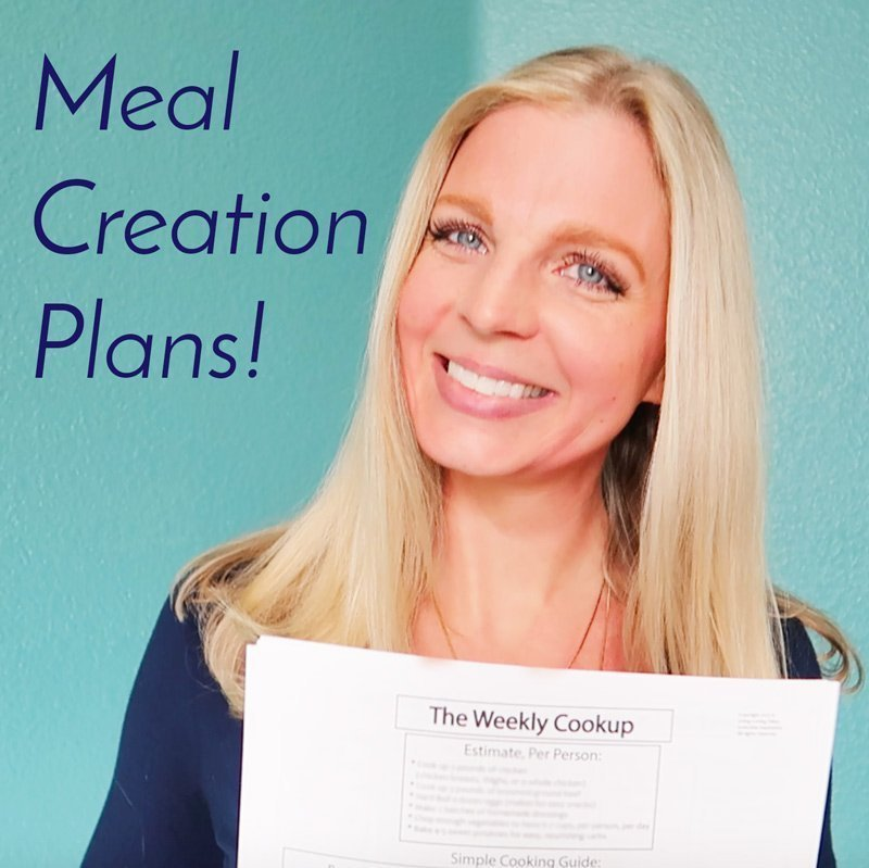 Meal Creation Plans – Invincible Inspiration