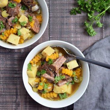 Balsamic Beef Stew