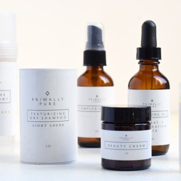 Life Changing Beauty + Skincare Products