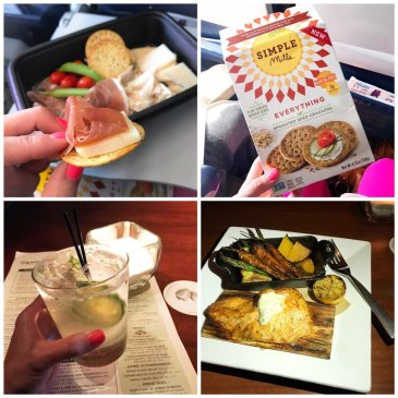 What I Ate in a Day While Traveling + My Thoughts on Alcohol