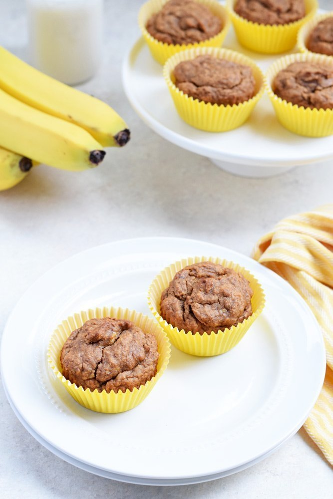 Paleo Banana Bread (Egg-free!)