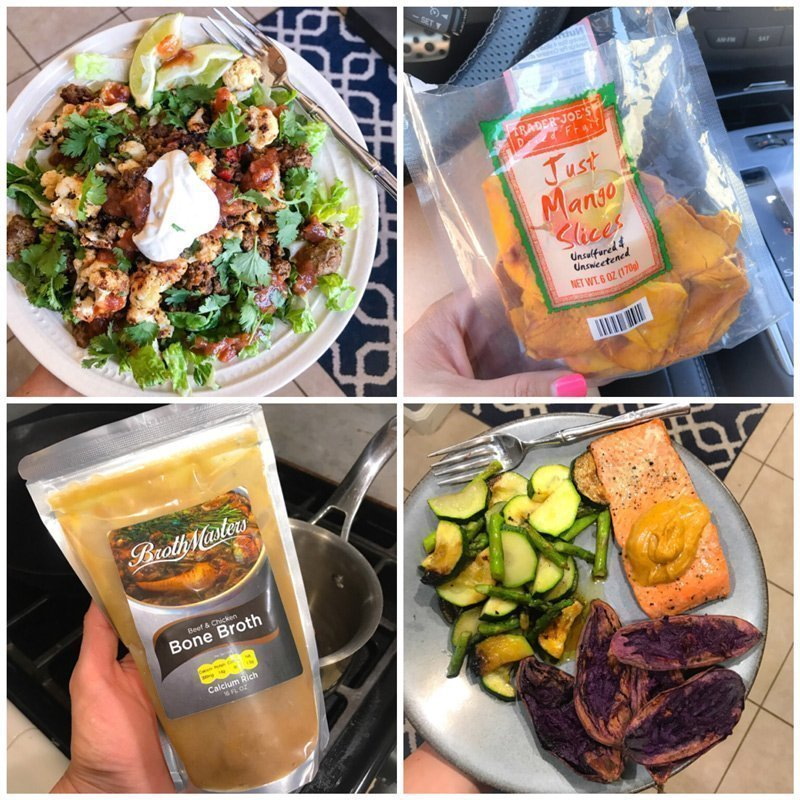 What I Ate in a Day + My Workouts