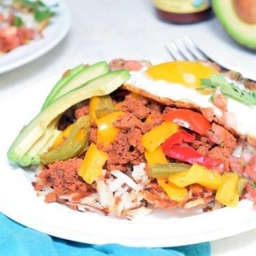 Deconstructed Breakfast Burrito