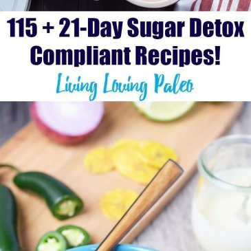 21-Day Sugar Detox Recipe Roundup